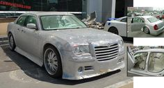 Carscoops: Chinese Chrysler 300 Takes Bling To A Whole New Sparkling Level