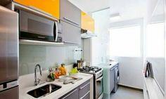 Cozinha separação