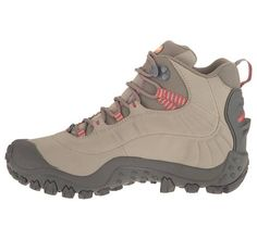 These waterproof men's boots have great cushion and are extremely warm. (Katie's recommendation)