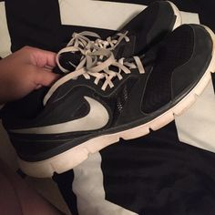 Nike free runs 8/10 condition make offers Nike Shoes Athletic Shoes