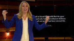 5 Minutes in the Word with Marian Jordan Ellis | John 3:16  A Redeemed Girl Beholds Jesus