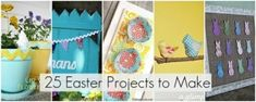 Great Ideas  25 Inspired Easter Projects to Make! by Sherri32