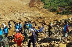 Ekpo Esito Blog: At least 90 dead in landslide at Myanmar jade mine...