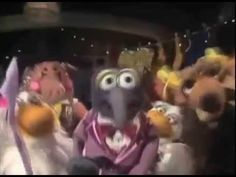 Great Gonzo of The Muppets Performs 'The Humpty Dance' by Digital Underground
