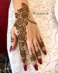 Party henna.. #henna #hennaart #hennalove #hennastain #hennatattoo #hennainspire #hennadesign #hennaartist #mehndi #mehandi #mehndiart…