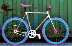 Custom bicycle by Flavio Melchiorre