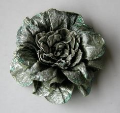 ScrapFactory: Blomster du selv kan lave