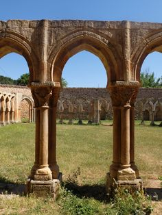 Monasterio de San Juan del Duero. Soria