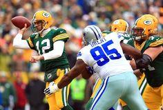 Papo Na Arquibancada: Rodgers supera lesão e lidera virada dos Packers