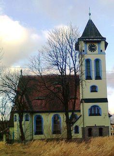 Kostel sv. Josefa - Rybniště - Česko