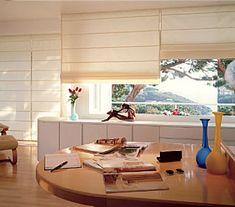 Resultado de imagem para cortinas curtas de linho para sala de estar moderna