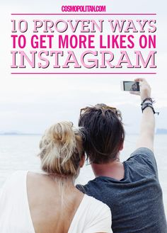 HOW TO GET MORE LIKES ON INSTAGRAM: Cosmopolitan.com's social media director Elisa Benson rounded up the BEST Instagram ideas and tips. Find the super easy Instagram ideas, strategies, and photos tips here!