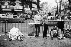 Credit: Tony Ray-Jones /National Media Museum Piccadilly Circus, London, c1967