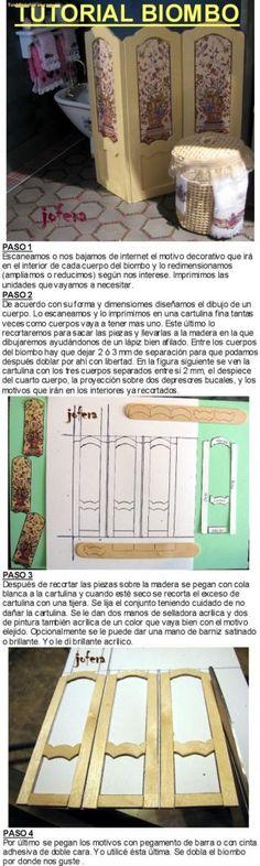Como Fazer Mobiliario Em Miniatura... - Edicris