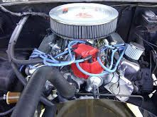 408ci stroker crate engine small block ford style dressed blueprint engines customer glen russell has installed our bpf4084ctc into his 1979 ford f100 malvernweather Gallery