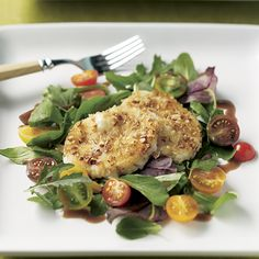 Pecan-Crusted+Mozzarella+Salad+-+The+Pampered+Chef®
