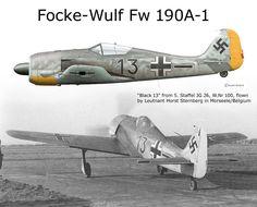 Focke-Wulf Fw 190A-1