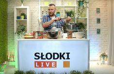 Wyjątkowa zupa pomidorowa, czyli wegetariańskie gotowanie w Słodki Live