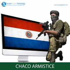 Greetings for #ChacoArmistice in #Paraguay.