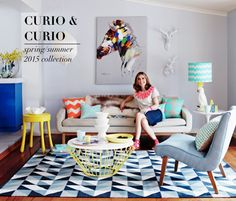 NEW! Curio & Curio S/S 2015 Collection | via @will_uk
