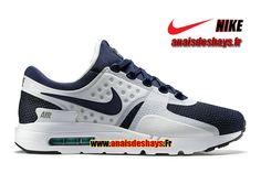 955bb01a69fb2 Boutique Officiel Nike Wmns Air Max Zero GS (Taille Femme Enfant) Blanc