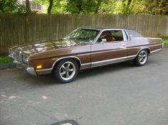 1972 Galaxie/LTD coupe w/429 Looks like my dads old car but on steroids!