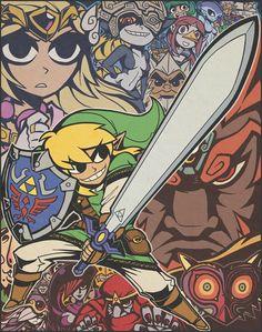 The Best Zelda
