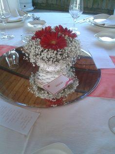 A little floral arrangiament