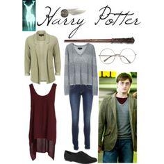 Harry Potter on the run