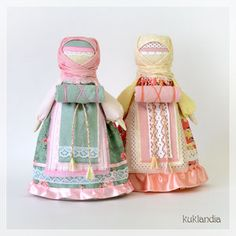 Славянские куклы обереги - Кукландия - Кукла на беременность