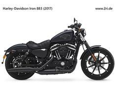 Harley-Davidson Iron 883 (2017) #harleydavidsonsportstercustom