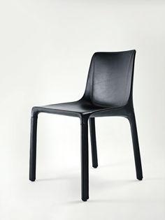 Manta chair / Poliform on Behance
