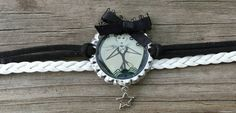 Jack Skellington Bracelet  Nightmare Before by RiverbendBraceletCo