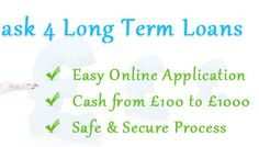 Say Bye to Fiscal Issues with Long Term Loans