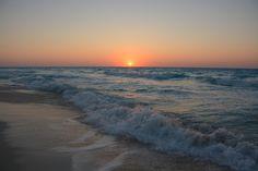 Mediterranean Sunset by Mohamed Rageh / 500px