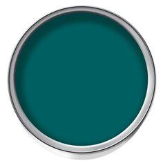 Dulux Weathershield Paint Exterior Gloss Oxford Blue 750ml