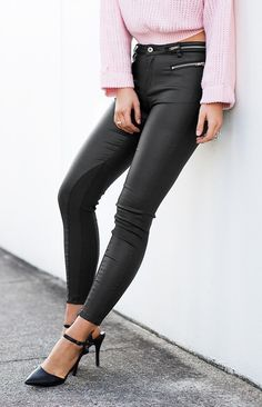 For a night out or a casual day, these jeans can be so versatile!