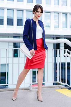 Fusta creion elastica rosie Leather Skirt, Instagram Posts, Skirts, Style, Fashion, Swag, Moda, Leather Skirts, Skirt