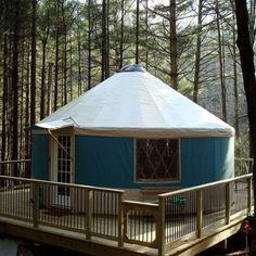 Yurt with deckramp access yurts pinterest yurts decking and build it yourself modern mongolian ger yurt home kit alan watts was a british mystic and philosopher who was one of the solutioingenieria Choice Image