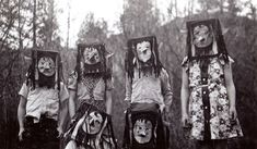 Vintage 1930s Halloween Costumes   vintage everyday: Haunting Vintage Halloween Photographs before the ...
