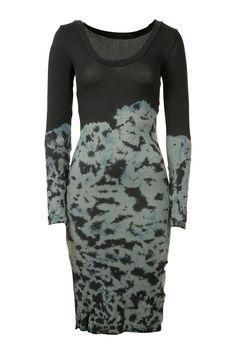 birdsnest.com batik print dress