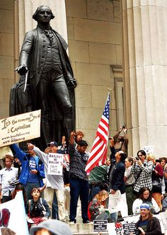 New Yorkers Protest the US$850 BILLION (US$3 TRILLION) Wall Street BAILOUT: Wall Street, NYC - September 25, 2008    Phototgrapher: a. golden, eyewash design - c. 2008.    Upon talking about attending this BAILOUT protest, a Native American associate of  There are Several,Multiple,Many,a Bunch of,Different ways to Generate,Make,Earn Money.  I will show you some,a few,Secrets,How to,Multiple ways to make money even if your are Rich and want investments,In Debt, IN Trouble Now, Broke