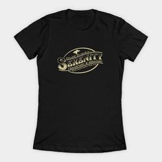 Serenity Transport & Delivery Service Womens T-Shirt