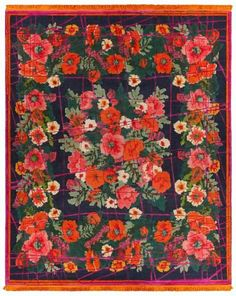 "Jana Katha - ""From Russia with Love"" carpet"