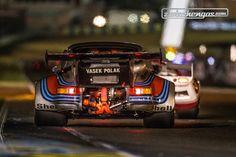 Porsche 911 RSR 3l (1974) - bis dass die Turbos glühen - Le Mans Classic 2014. © Daniel Reinhard für Zwischengas