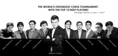 Norway Chess 2017  -  How Much Money Do World Chess Champions Make?   -  MAGNUS CARLSEN won the title and $1.5 million by going +3 -0 =7.