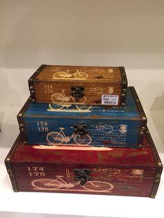 Caixas bike