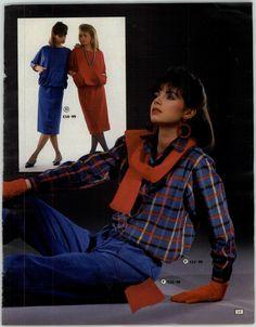 EMPIRE STORES 1986 AUTUMN WINTER MAIL ORDER CATALOGUE DVD JPEG PDF FORMATS | eBay