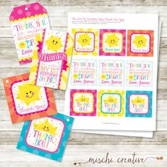 You are My Sunshine My Only Sunshine DIY by MischiCreative on Etsy