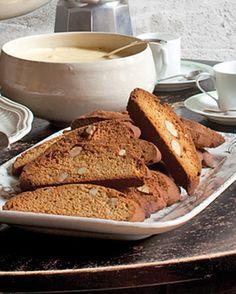 Whole-Wheat Lemon Biscotti